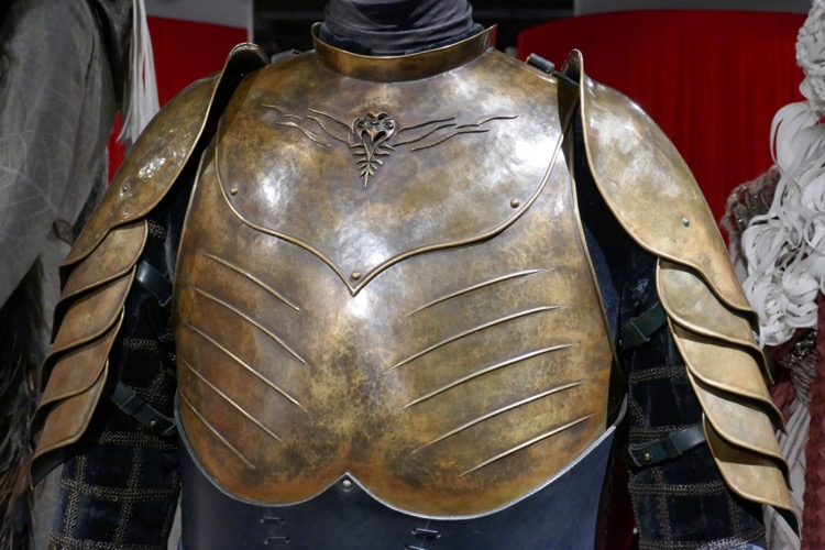Game of Thrones Brienne season 8 armour