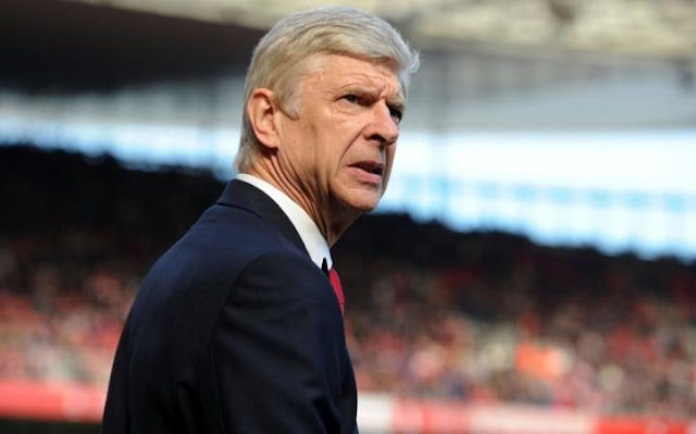 Everton want Wenger to replace Allardyce (See Details)