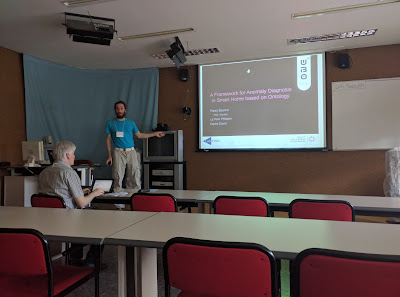 """Presentación de """"A framework for Fault Diagnosis in Smart Homes based on ontology"""""""