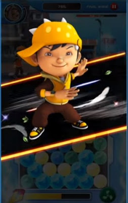 Boboiboy Power Spheres v1.3.6 Mod APK Unlimited Gold/Money