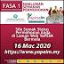 SEMAKAN untuk Yapeim Dana Inspirasiku Malaysia 2020 - Status Permohonan Yapeim