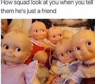 Just Friends Meme