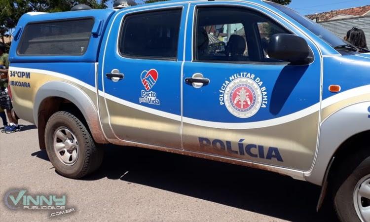 Jovem natural de Itaetê é morto a tiros no distrito de Cascavel, em Ibicoara