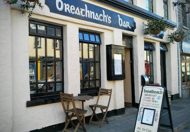 Brechnach's bar Oughterard