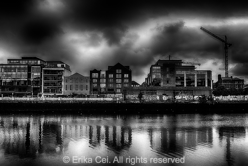River Liffey Dublin Ireland