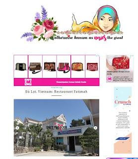 Anies 0h  Anies  Blogger Wanita Malaysia