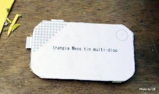 メスティン用 マルチディスク