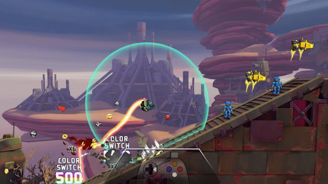 Computer game Skybolt Zack was created in the genre of platformer, and will give players pleasant emotions and positive mood.