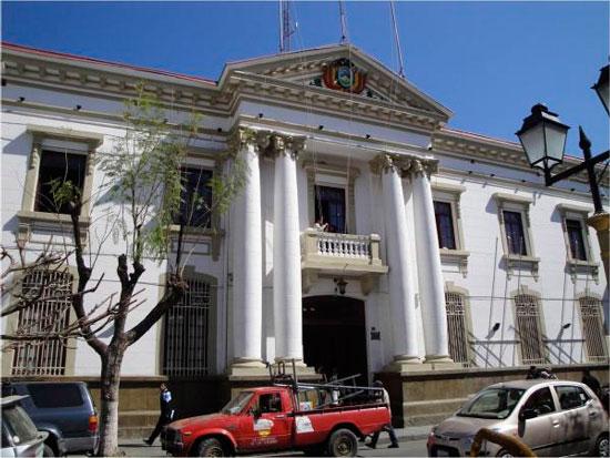 Tarija no podrá anotar contratos en el Sicoes
