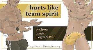 https://ballbustingboys.blogspot.com/2019/01/hurts-like-team-spirit-andrew-meets.html