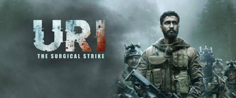 Uri The Surgical Strike Torrent Movie Download 2019