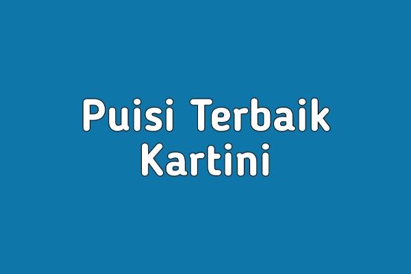 Puisi Terbaik Hari Kartini