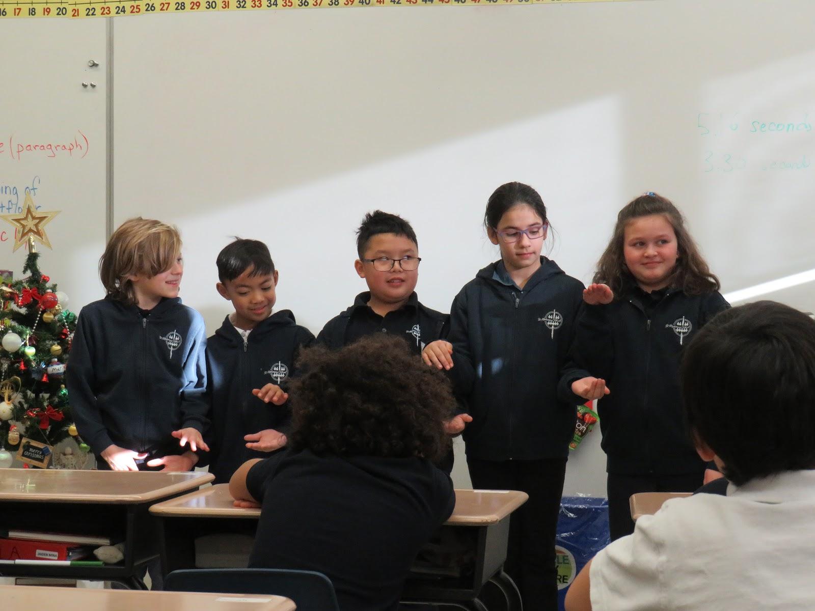 St Alphonsus School Grade 4