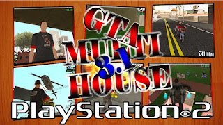 Grand Theft Auto Multi House 3.1 (PS2) LEGENDADO PT-BR