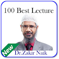 DR.ZAKIR NAIK 100 BEST LECTURE Apk free for Android