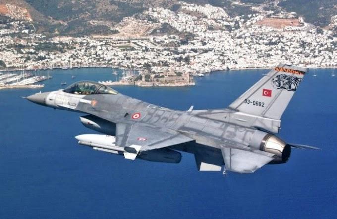Ξανά οι τούρκοι στο Αιγαίο: Μπαράζ παραβιάσεων και από τούρκικα μαχητικά και ελικόπτερα