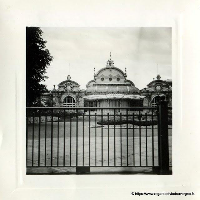 Le Casino de Vichy en 1912