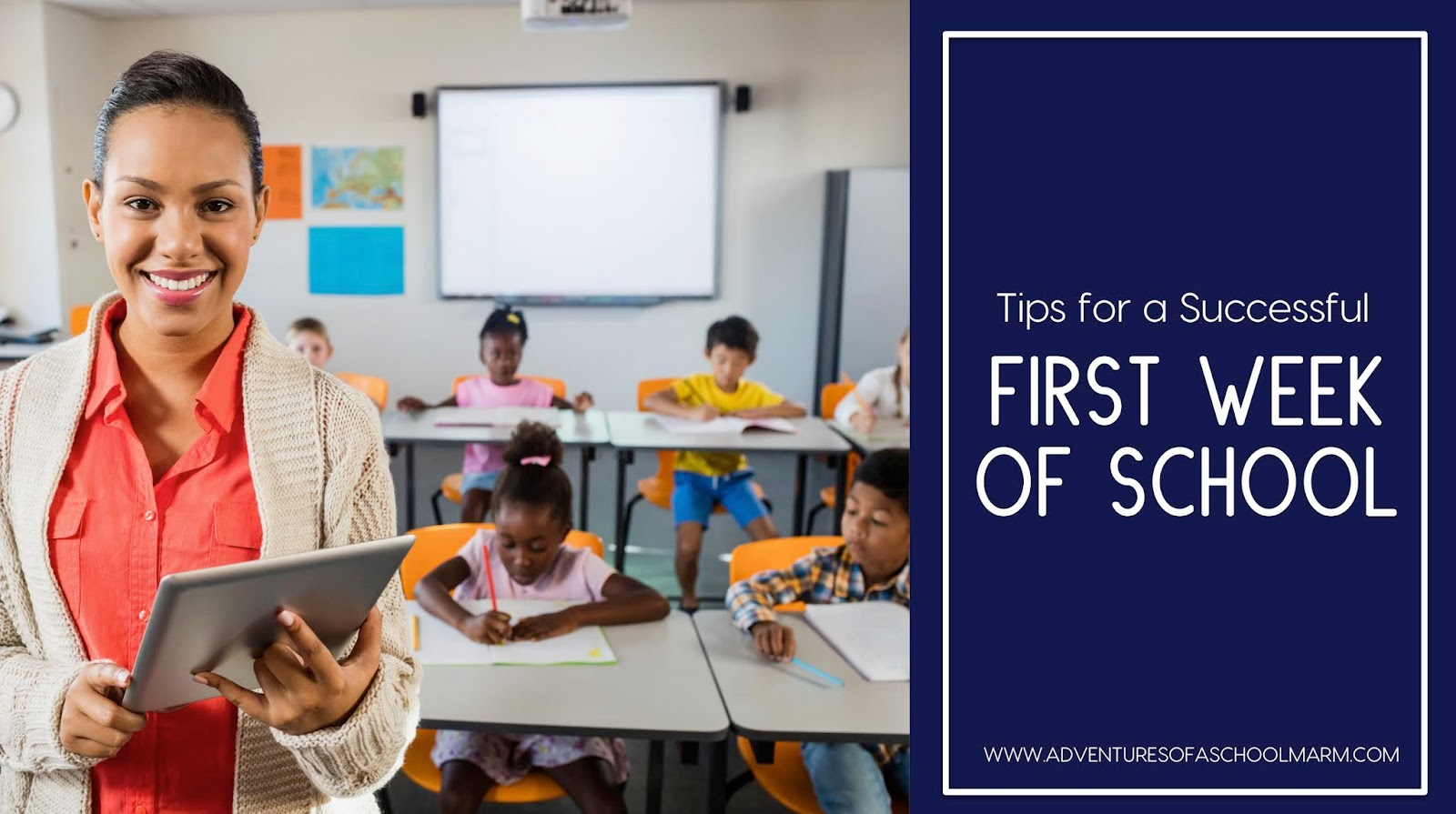 Check out these tips on what is most important to establish with your students in the first week!