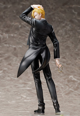 """Statue and ring style Ash Lynx de """"Banana Fish"""" - FREEing"""