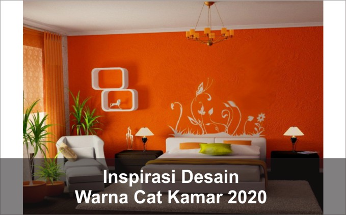warna cat kamar tidur 2020