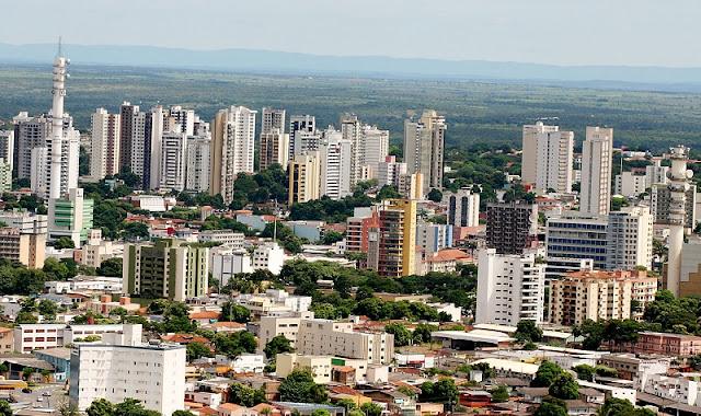 Aluguel de carro em Cuiabá