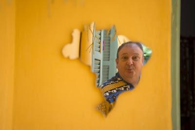 Jacquin tem missão quase impossível no Kitanda Brasil. Crédito: Carlos Reinis/Band