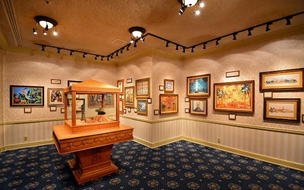 Disneyland Main Street Opera House