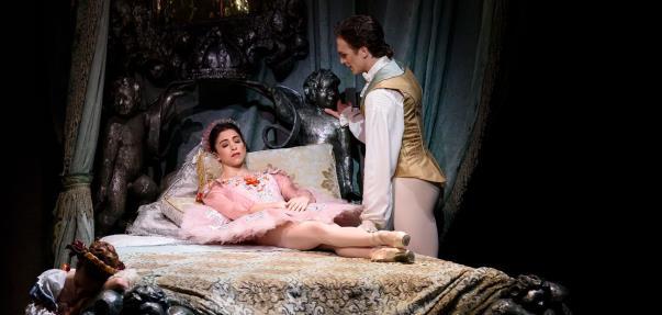 A BELA ADORMECIDA -   Transmissão em diferido da Royal Opera House
