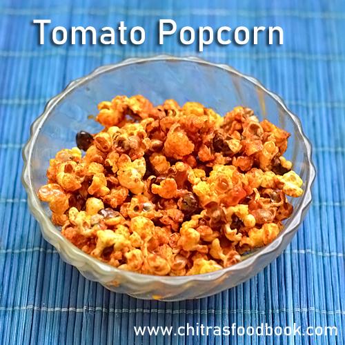 Tomato popcorn
