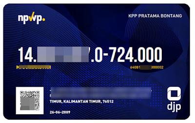 tanggal dan nomor NPWP PNS mysapk bkn