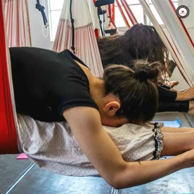 bienfaits, fitness, fitness aérien, formation fitness aérien, formation pilates aérien, formation yoga aérien, pilates aérien, santé, yoga aérien