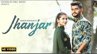 JHANJAR mp3 Song download - Varun Sharma ~ Gaana Himachali