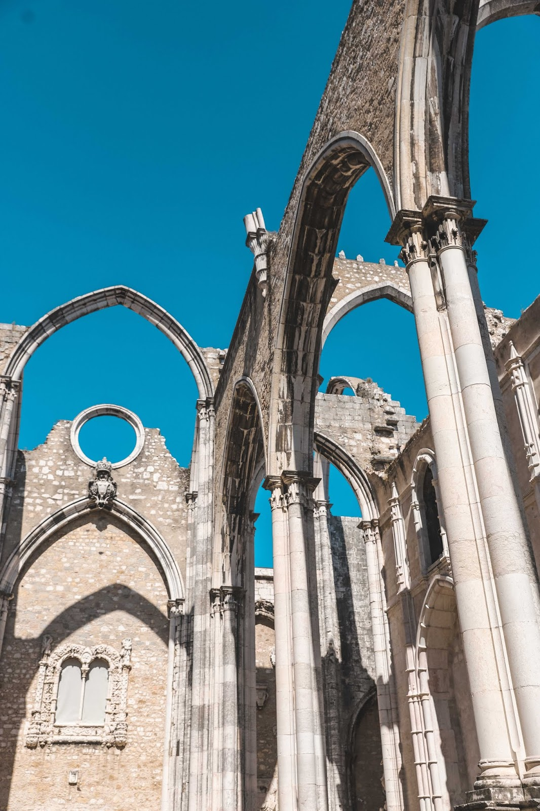 The Carmo Archaeological Museum Lisbon | Tips and Tricks