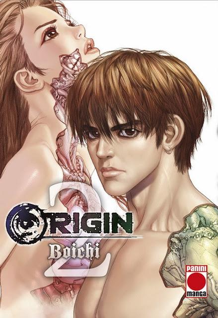 """Reseña de """"Origin"""" vol.2 de Boichi - Panini Comics"""