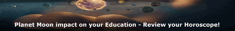 Education and Astrology!