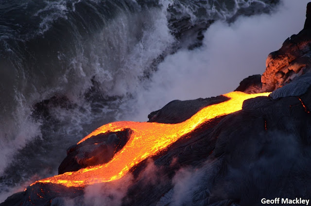 Kilauea, Hawaii, USA