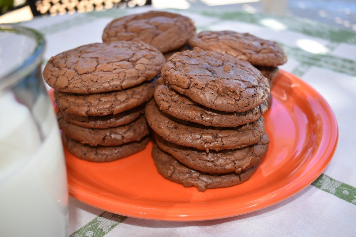 Beautiful Fantastic Chocolate Cookies by Simply Inspired Meals