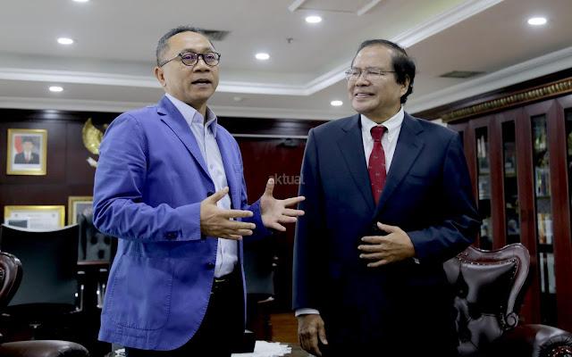 Heboh TGB, Ketua MPR Ingatkan Umat Islam Agar Tidak Diadudomba