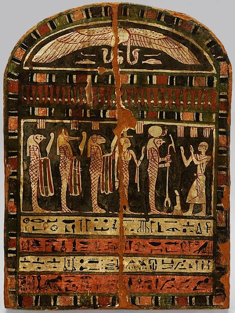 Stela of Nacht-Mahes-eru