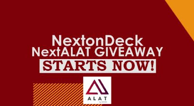 WIN N50,000 CASH NOW!!!: DJ Jimmy Jatt's NEXT ON DECK ALAT GIVEAWAY