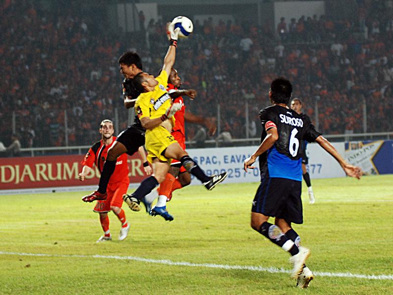 Prediksi Skor Pertandingan Arema Indonesia Vs Persija Jakarta ISL