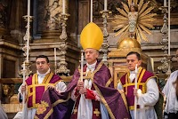 Liturgical Notes on Candlemas - The Blessing of and Procession with Candles
