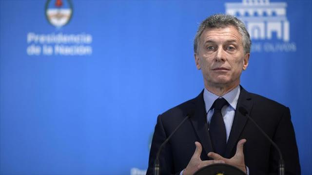 Macri: Entrada de Venezuela al Mercosur sólo trajo problemas