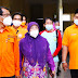 DPC PKS Karang Tengah, Kolaborasi dengan Forkopimcam Lakukan Vaksinasi masal