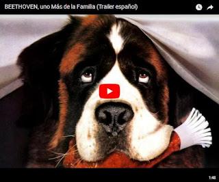 video Beethoven-ranking mejores peliculas de perros