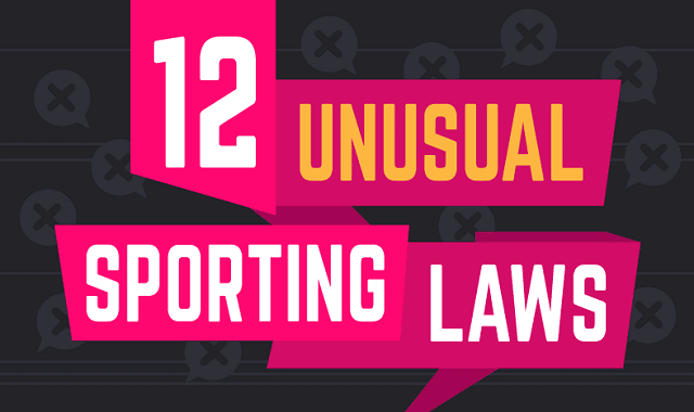 What Are The Most Unusual Laws In Sport?