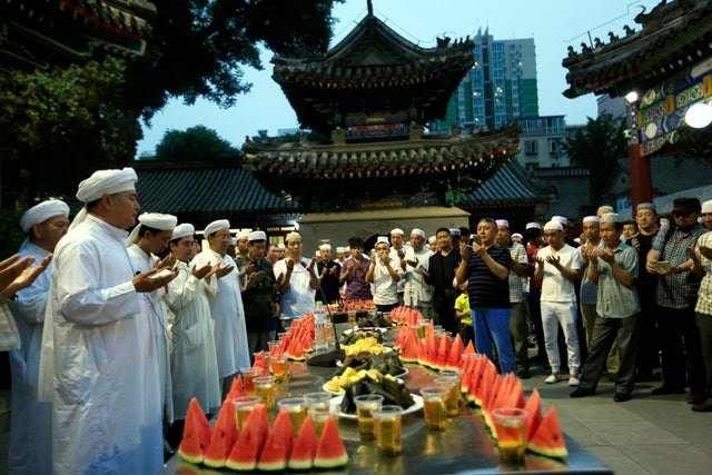 Tradisi Tahlilan Muslim Tiongkok