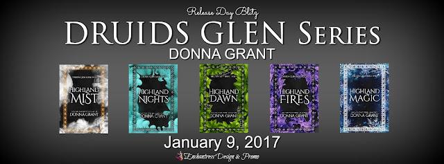 Relaunch Release Day Blitz – The Druids Glen Series