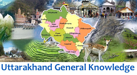 General Information About Uttarakhand - History Geography GK