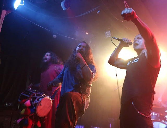 Bloodywood at Rebellion Manchester 2019